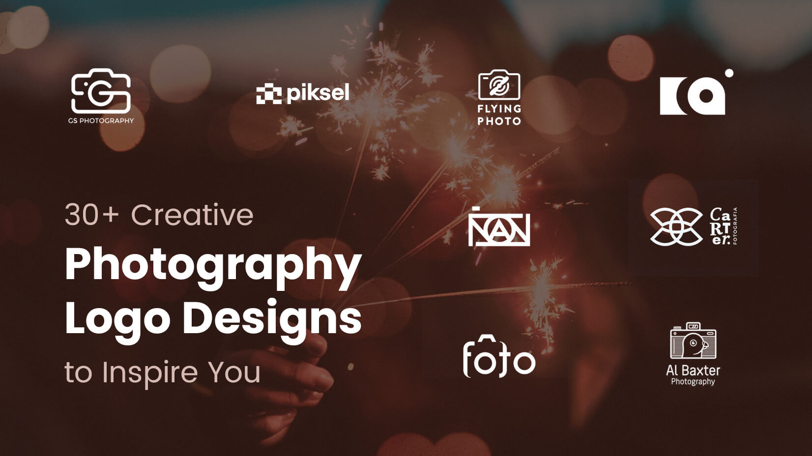 Creative Photography Logo Design Ideas to Inspire You